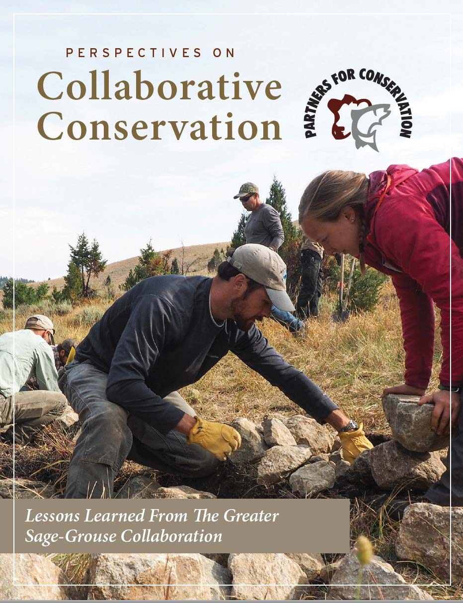 Perspectives on Collaborative Conservation Press Release: Sage-Grouse