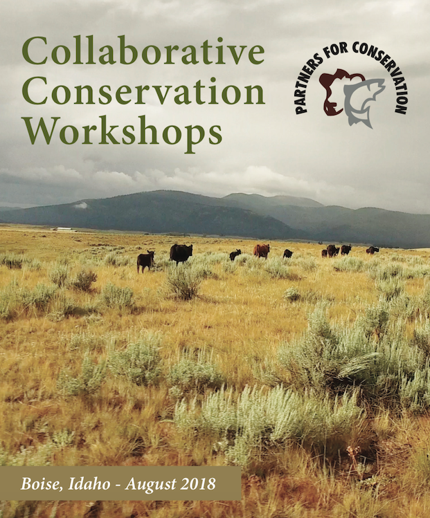 Collaborative Conservation report 2018
