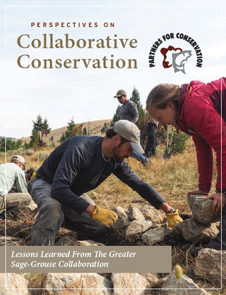 Perspectives on Collaborative Conservation - Lessons Learned from the Greater Sage-Grouse Collaboration