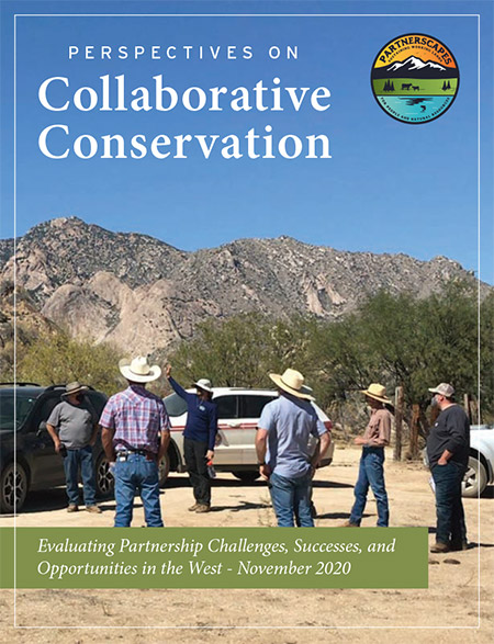Perspectives on Collaborative Conservation - November 2020