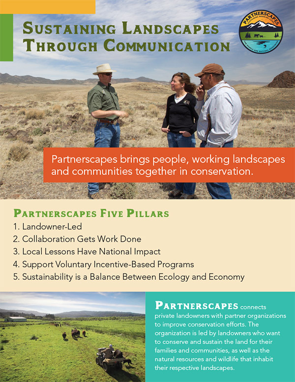 Partnerscapes Fact Sheet